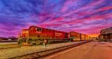Sunrise Freight Train 49008-10