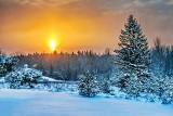 Winterscape Sunrise DSCN18177-82