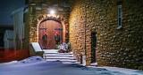Christmas Church Door P1280850-2