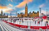 Canada 150 Skating Rink At Sunset (P1280913-25)