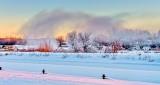 Edmonds Mist At Sunrise DSCN18569-71