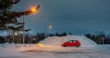 Parking Lot Snow Pile DSCN18617-9