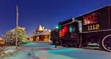 Railway Museum At Night 49068-70