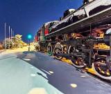 Engine 1112 At Night 49060-1