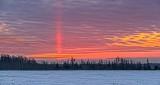 Sunrise Solar Pillar P1290567-71