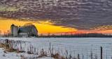 Barn At Sunrise P1290539.42