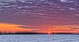 Sunrise Solar Pillar P1290577-83