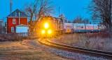 The 6:22 Torontobound At Dawn P1300202-4