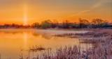 Sunrise Solar Pillar DSCN22252-4