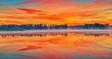 Otter Creek At Sunrise P1320097-101