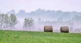 Ground Fog Beyond Bales P1320403-5