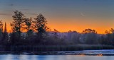 Waning Crescent Moonrise P1320651-3