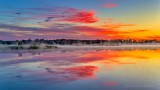 Otter Creek At Sunrise P1320681-3