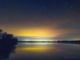 Irish Creek Night Sky P1030039