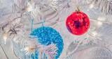 White Christmas Tree Ornaments P1370046-52