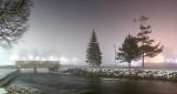 Turtle Island On A Foggy Night P1370756-62
