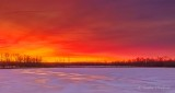 Sunrise Over Iced Irish Creek P1050150-6