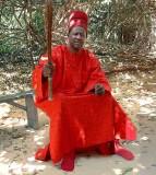 roi Douala king, Sénégal