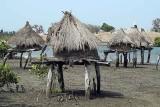 Fadiouth, greniers, granaries, Sénégal