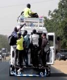 transports en commun, public transport, Sénégal