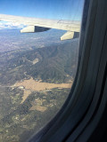 The Full and Muddy Lexington Reservoir