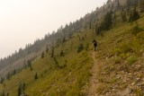 Back on the Buckskin Ridge Trail