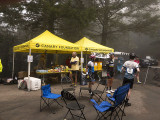 The Canary Foundation Bike Ride Rest Stop