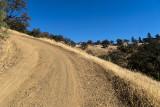 Nearing the top of the Blue Ridge