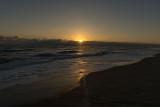 A freezing Florida Sunrise