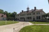 The Mansion of George Washington at Mount Vernon