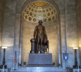 Bronze Sculpture of George Washington