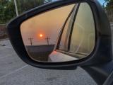 A Smoky Sunrise