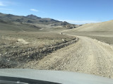 16 miles of dirt and rocks on White Mountain Road