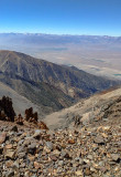 View of Owens Valley from the Top