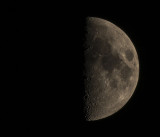 The Quarter Moon