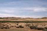 A travers la steppe