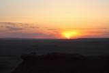 Lever de soleil - 05h25