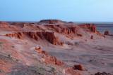 Falaises de sable rouge