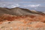 La falaise Yvar rouge