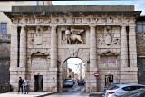 Oude tolpoort van Zadar