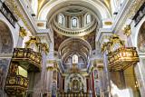 Interieur Sint Nicolaas Kathedraal