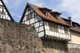 Wall house in Hirschhordn