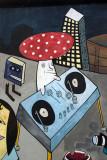DJ on shrooms....