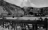 Clifton - Railway Bridge over Frisco River