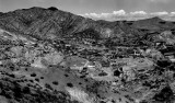 Morenci Arizona Aerial 1938