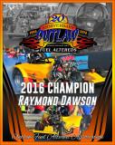 Raymond Dawson 2016 OFAA Champion Plaque