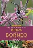 3rd Edition Birds of Borneo Cover