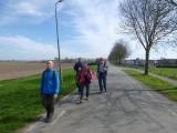 Floris V Wandeling Dinteloord - Bergen op Zoom 24 en 25 maart 2017