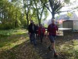 GR12 Wandeling Schoten Roosendael 4 en 5 november 2017