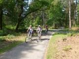 Op de witte fiets van Otterlo naar het Museonder